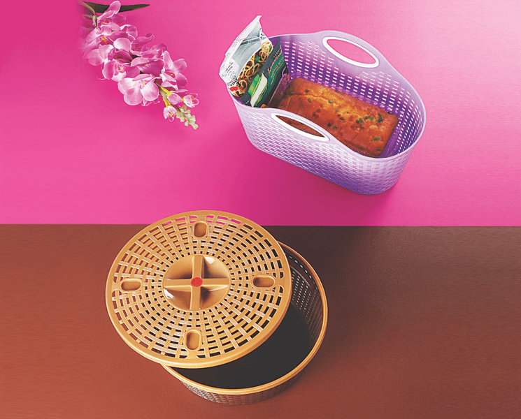 Bowls And Baskets
