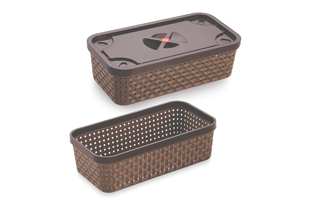 DUNE BASKET WITHOUT LID