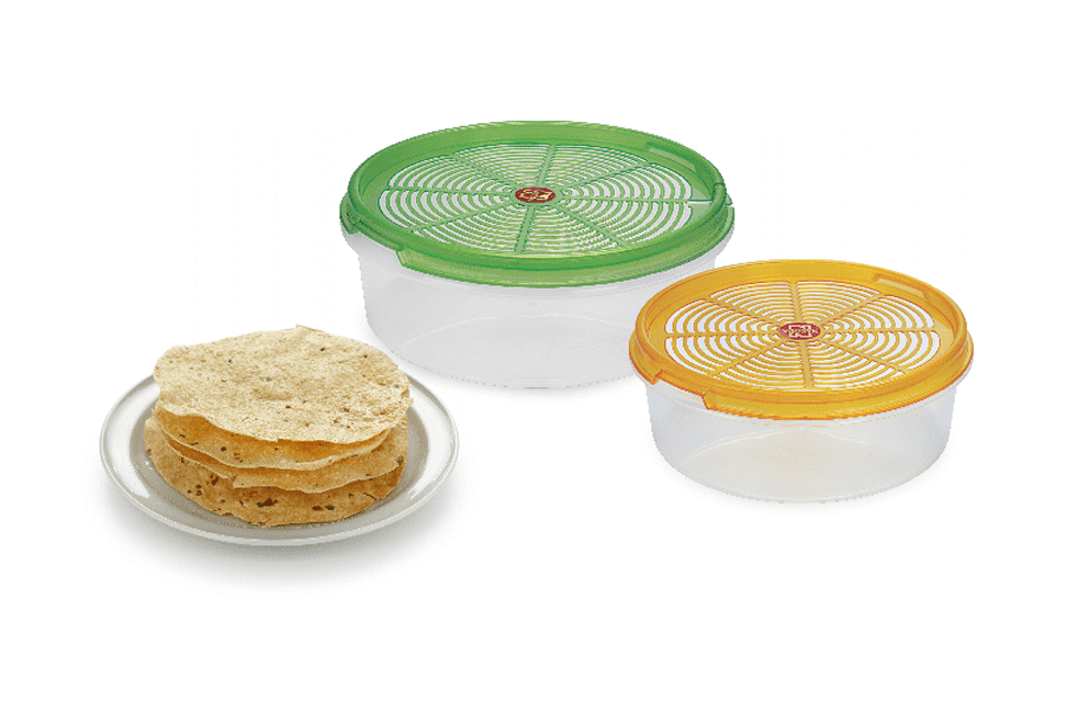 PAPAD CONTAINER