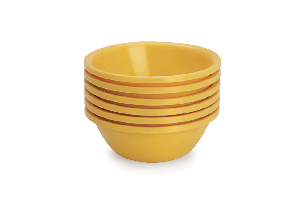 SOUP BOWL (PLAIN AND PRINTED)