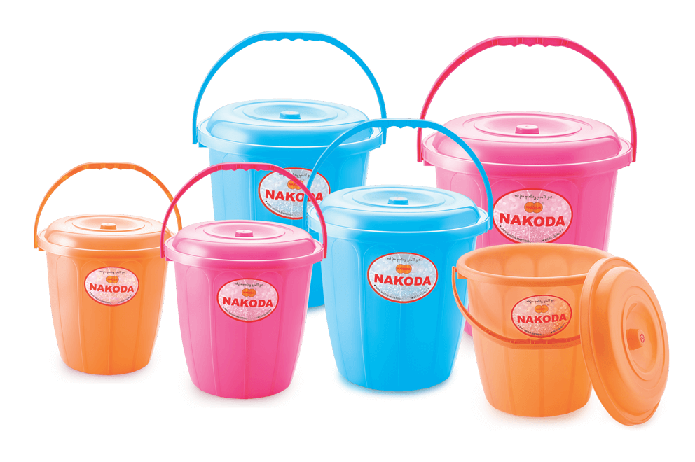 TURBO BUCKET WITH LID (OPAQUE)