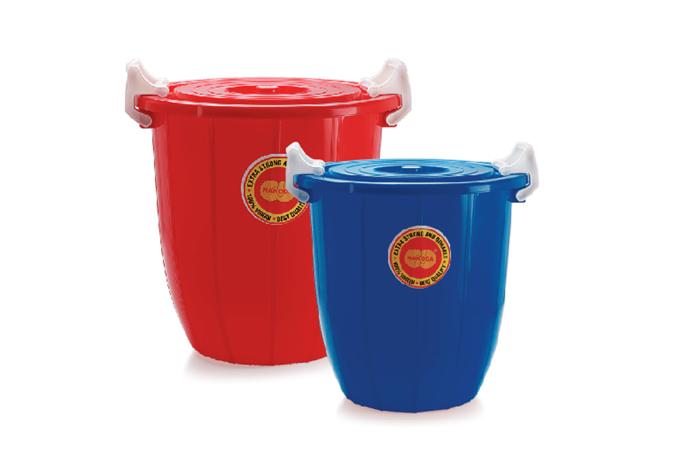 TURBO BUCKET WITH LID(OPAQUE)