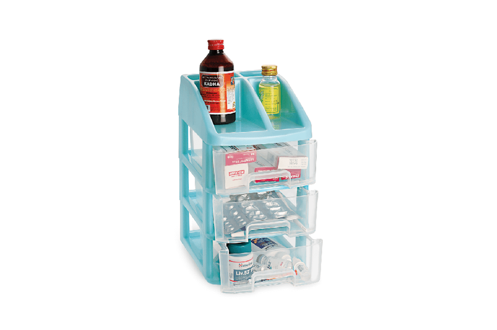 UTILITY DRAWER (TRANSPARENT AND OPAQUE)