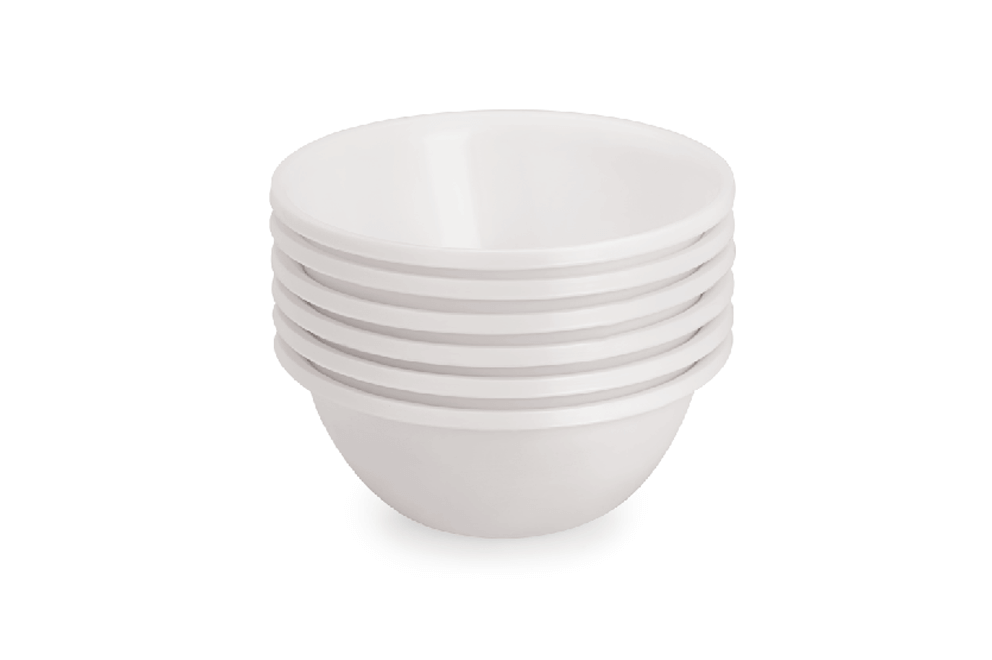 VEG BOWL (PLAIN AND PRINTED)